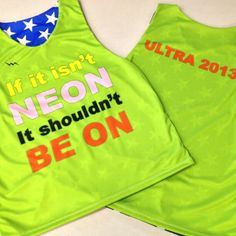 3323a8fff Neon American flag pinnies from Lightning Wear®. Made to order custom  jerseys in Maryland USA.