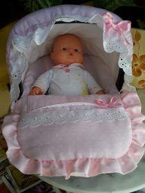 lanaytela: pap funda maxi-cosi Bassinet, Baby Dolls, Baby Shower, Furniture, Home Decor, Gabriel, Crochet, Blog, Knit Crochet