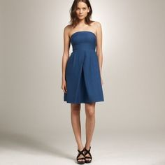 Cool Awesome J Crew Lorelei Strapless Navy Blue Dress 0 XS Beach Wedding Cotton Casual 2017 2018 Check more at http://24myshop.ga/fashion/awesome-j-crew-lorelei-strapless-navy-blue-dress-0-xs-beach-wedding-cotton-casual-2017-2018-2/
