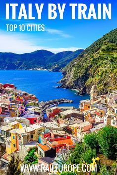Essential tips for traveling through #Italy by train!