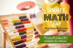 Summer Math Camp Week 2
