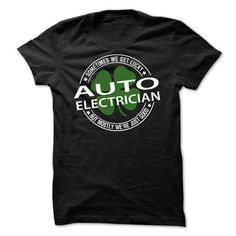 Auto Electrician T-Shirts, Hoodies (22.95$ ==►► Shopping Here!)