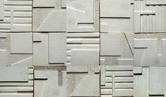 Kathy Dalwood - Modernist frieze set square