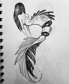 mermaid and fukari image