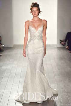 Love The Persiphone Gown From Bhldn A Sweeping Train And Intricate Beaded