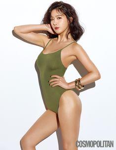 Rainbow Hyunyoung Cosmopolitan