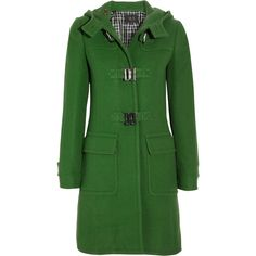 DAKS Hooded Wool-Blend Coat and other apparel, accessories and trends. Browse and shop 8 related looks.