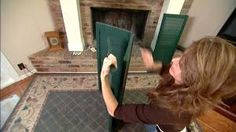 Image result for fireplace covers
