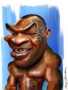 UNIVERSO NOKIA: Mike Tyson - wallpaper