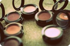 MAC Eyeshadows. They all blend well, and stay on all night without creasing. Not to mention the variety of shades