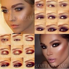 samer khouzami, one of my favorite makeup artists...