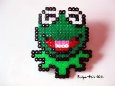 Rana Gustavo broche.  Si te gusta puedes adquirirlo en nuestra tienda on-line: http://www.sugarshop.eu