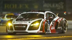 Audi R8 Grand Am...would love to test drive...