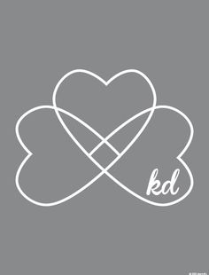 Kappa Delta Graphic Clover Print. This would be perfect for shamrock!