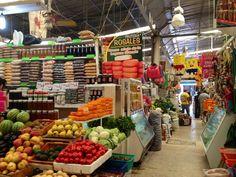 Mercado de Jerez Zacatecas