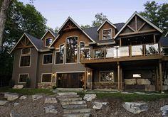 House Plans - Gable Crest - Linwood Custom Homes