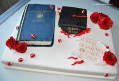 Torta di Laurea in Giurisprudenza