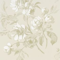 watelet - ecru wallpaper | Designers Guild