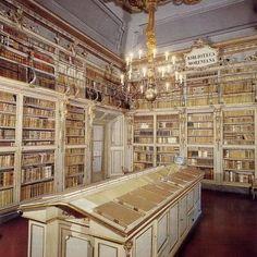 La Biblioteca Moreniana di Firenze