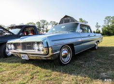 1962 Oldsmobile Super 88 4dr HT