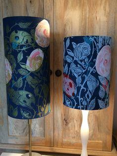 Sue Holman artisan lampshades www.sueholman.com