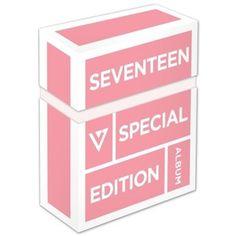 (予約販売) SEVENTEEN / [LOVE&LETTER] REPACKAGE ALBUM [SPECIAL EDITION] (1集) 韓国音楽専門ソウルライフレコード