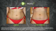 Who's ready to get results like these? Inbox, text, call Claudette at 520-840-8770  request info -http://bodycontouringwrapsonline.com/contact