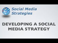 Developing A Social Media StrategyDiscover the new dynamics of marketing your business, including;  what you need to know about social media today, what the one true thing social media is about, a lead generation demonstration, and developing your business social media strategy.