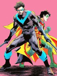 Niggwing & Robin
