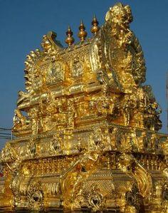 மணிராஜ்: சமயத்தில் காப்பாள் சமயபுரத்தாள்..