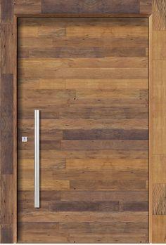 Porta de Demolição - Produzida com legítima madeira de demolição, envelhecida naturalmente pelo tempo.