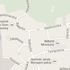 Mrzezyno Willa3D • Mrzeżyno • Mrzeżyno, Tysiąclecia • Pensions • Urlaub, Ferien www.willa3d.pl