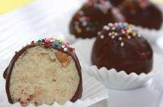 Cake Balls — Punchfork