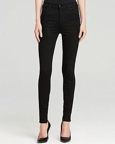 J Brand Jeans - Photo Ready Maria High Rise Skinny in Vanity   Bloomingdale's