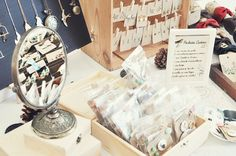 Craft show display! http://ohthelovelythings.blogspot.com/2011/12/craft-fair-booth.html?utm_source=feedburner&utm_medium=email&utm_campaign=Feed%3A+OhTheLovelyThings+%28Oh+the+lovely+things%29