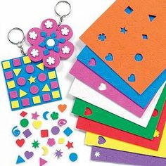 Pack of 280 Baker Ross Snowflake Glitter Stick-on Stones for Children to Decorate /& Embellish Creative Crafts Projects