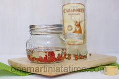thai chili infused tequila http://onemartiniatatime.com/thai-chili-infused-tequila/