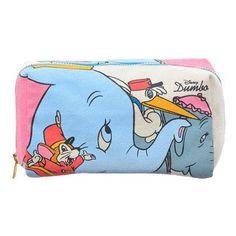 Dumbo Canvas Wallet