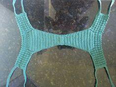 Ideas Crochet Bikini Pattern Swimsuits For 2019 Crochet Bikini Pattern, Swimsuit Pattern, Crochet Bikini Top, Crochet Shorts, Diy Crochet, Crochet Baby, Crochet Summer, Crochet Bathing Suits, Crochet Slippers