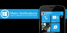 cool Metro Notifications v7.2.2 APK Updated Download NOW