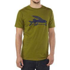 Yeah! Flying Fish T-Shirt (Men's) #Patagonia at RockCreek.com
