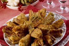 #Lazio: carciofi fritti