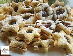 Fincsi receptek: Diós linzer csillag és társai