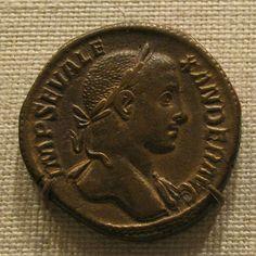 Bronze Sesterius of Alexander Severus Rome 231 AD