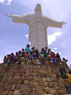 The Cristo in Cochabamba, Bolivia.