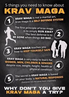 Strike Krav-Maga will teach you how to defend yourself.