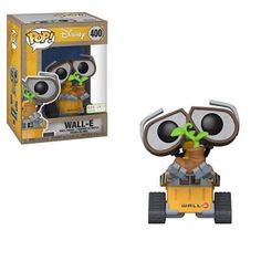 Wall-E (With Plant) Disney Funko Pop! Wall-E (With Plant) – Big Apple Collectibles Disney Pixar, Pop Disney, Disney Marvel, Funko Pop Dolls, Funko Toys, Pop Figurine, Figurines Funko Pop, Funko Figures, Disney Figurines