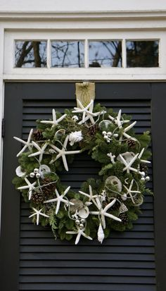 ღღ Seaside wreath