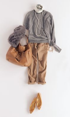 Pin on Winter spring outfits Style Work, Look Street Style, Mode Style, Fashion Mode, Daily Fashion, Womens Fashion, Fashion Trends, Mode Outfits, Casual Outfits