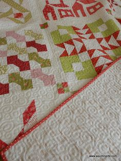 Christmas Quilting and Sewing